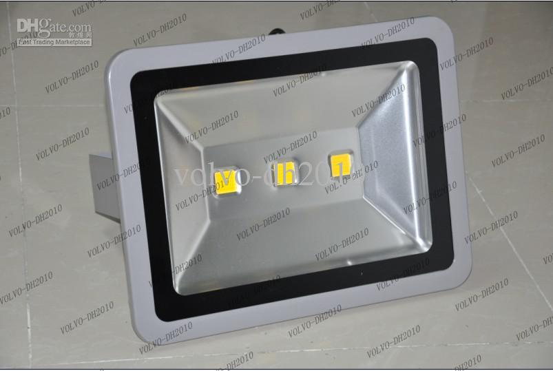 LLFA1158 150W LED all'aperto impermeabile proiettore luce 14000lm ad alta potenza LED lampada da giardino illuminazione Shiping libero
