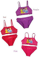 Wholesale Sexy Kids Bathing Suit - Free Shipping ! Wholesale girls bathing suits swimwear kids sexy girls swimsuit Children's swimwear