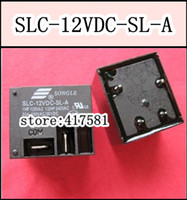 speaker relay - ORIGINAL SONGLE SLC VDC SL A SLC VDC SL C A V power relay electric water heater relay in common use DIP