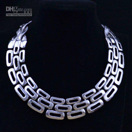 Wholesale nice costumes - Recommend !!New Vintage costume jewelry collar choker necklace nice gift for women dress mix color N