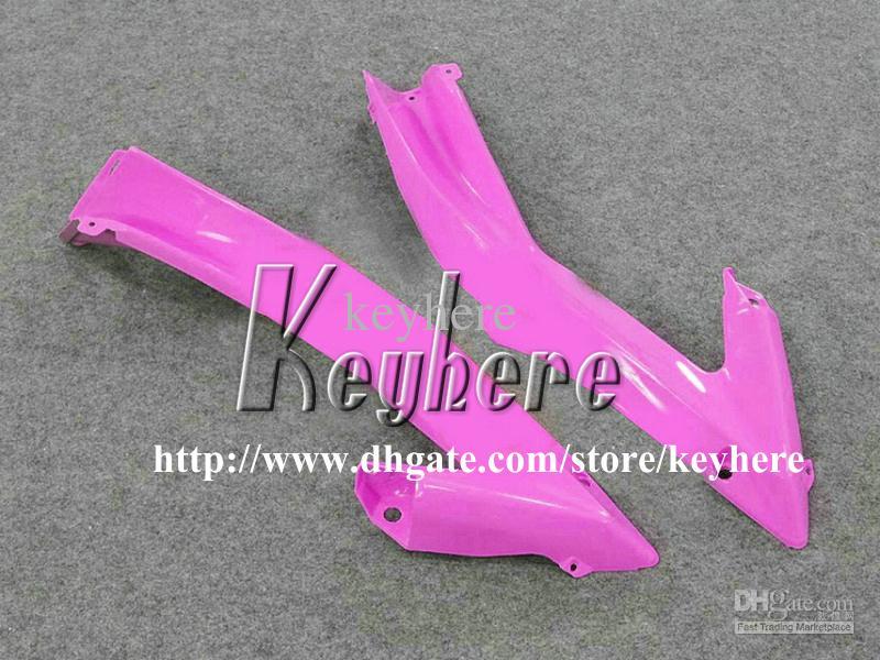 7 regalos gratis Kit de carenado de carrera personalizado para YAMAHA YZFR6 2006 2007 YZF R6 YZF600R 06 07 carenados g7m nuevo llamas negro motocicleta de color rosa