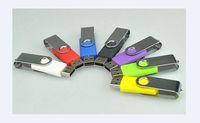Wholesale Usb Flash Rotational - Promotion 64GB 128GB 256GB popular USB Flash Drive rotational style memory stick free DHL for B8Z44PA 4446s C8K25PA 4341s C5Q22PA Envy 4