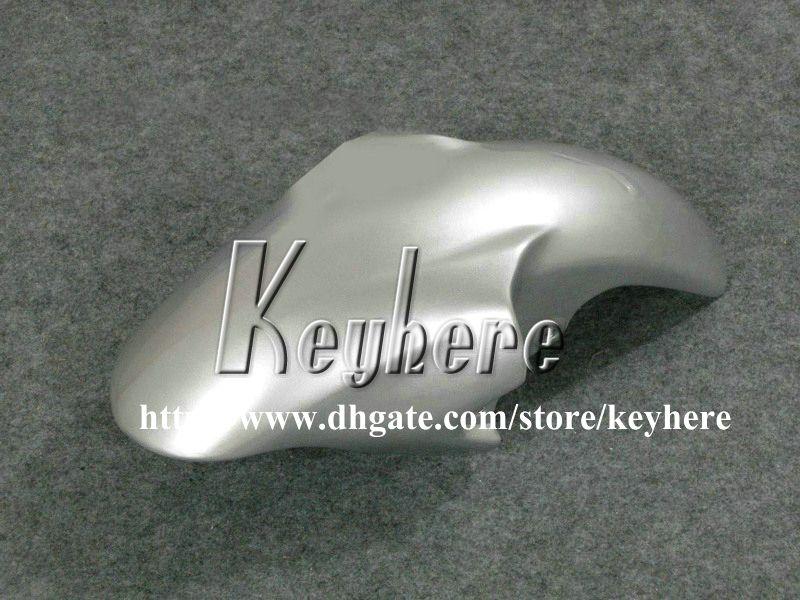 Kit de carenado 7 regalos gratis para YAMAHA YZFR6 1998 1999 2000 2001 2002 YZF600R YZF R6 98 99 00 01 02 carenados G8n negro plata piezas de la motocicleta