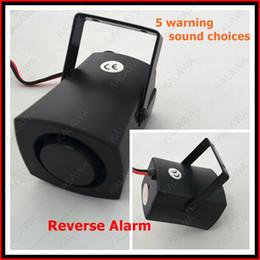 Wholesale Car Siren System - 1 PC Car Warning siren Backup alarms warning sound Beep backup siren 12V DF-2705 FFF FREESHIPPING !!