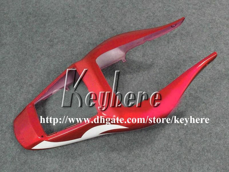 Kit de carénage gratuit 7 cadeaux pour YAMAHA YZF R6 1998 1999 2000 2001 2002 YZFR6 YZF600R 98 99 00 01 02 carénages YZF-R6 nouvelle carrosserie blanche rouge