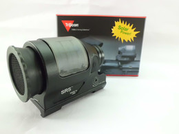 Wholesale Holographic Dot - holographic sight Trijicon SRS 1x38 Solar powered Red Dot Sight with anti-reflection cover fits any 20mm rail