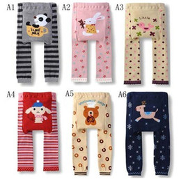 Wholesale Baby Shorts Pattern Free - Free shipping (8 pieces lot) Animal pattern PP shorts pants ,PP pants Render baby pants