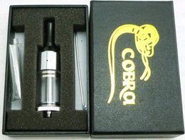 Wholesale Fashion Design Items - Fashion item Cobra Rebuildable Atomizer Clearomizer Cartomizer new design hot item