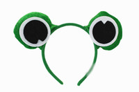 Wholesale Masquerade Dresses Children - Promotion Cheap Costumes Frog Model Dress Up Mask Venetian Masquerade Masks Party Supplies 10pcs lot MA44