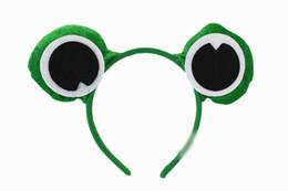 Wholesale Cheap Wholesale School Supplies - Promotion Cheap Costumes Frog Model Dress Up Mask Venetian Masquerade Masks Party Supplies 10pcs lot MA44