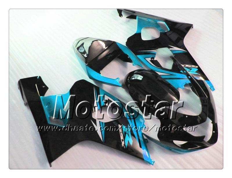 7 regali carenature personalizzate carrozzeria SUZUKI GSXR 600750 K4 2004 2005 GSXR600 GSXR750 04 05 R600 R750 Carenatura ABS