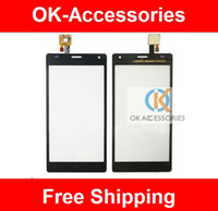 Wholesale Lg Optimus 4x - For LG Optimus 4X HD P880 Touch Screen Digitizer 1pcs lot Free Shipping