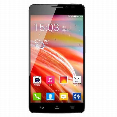 TCL idol X S950 Unlocked Cell Proof Phone Android 4.2 OS 2G RAM MTK6589T 1.5GHz Quad Core 5.0'' FHD Scree 1080P13.0MP Dual Sim A-GPS Smart