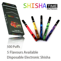Wholesale I Shisha - Wholesale disposable Shisha Pens Shisha Pipes Sticks I Hookah Vapor Shisha Time