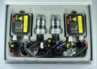 xenon-kit 881 großhandel-Auto XENON HID Umbausatz H1 H3 H7 H8 H9 H10 H11 9005 HB3 9006 HB4 880 881 Einzelleuchte 4300K-12000K