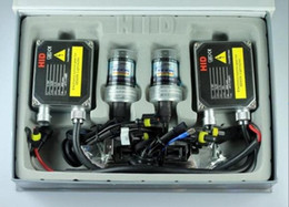 Wholesale Auto Xenon Hid Conversion - Auto XENON HID Conversion Kit H1 H3 H7 H8 H9 H10 H11 9005 HB3 9006 HB4 880 881 Single light 4300K-12000K