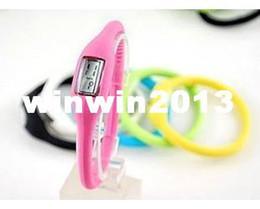 Wholesale Waterproof Anion Sport Silicone - YIWU Fashion Wrist sport Watch\1ATM waterproof anion silicone watch \YIWU Wrist watch wholesale