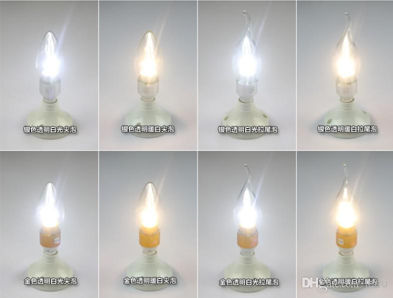 Ampoule haute puissance de 18W à LED E14 E12 E27 85-265V LED lustre LED LED Lampe de lampe d'éclairage éclairage Spotlight Downlight