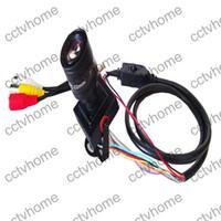 Wholesale Dsp Color Ccd Camera - Mini 700TVL camera Sony Effio-E DSP CCD 9-22mm Manual ZOOM Lens A V CCTV Color camera OSD Control
