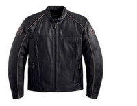 Designer Uomo giacche in pelle outdoor Giacca moto 110th Anniversary Limited Edition S-XXL shpping gratuito