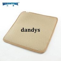 Wholesale d De Forest summer cool cushion chair pad summer single car seat square pad