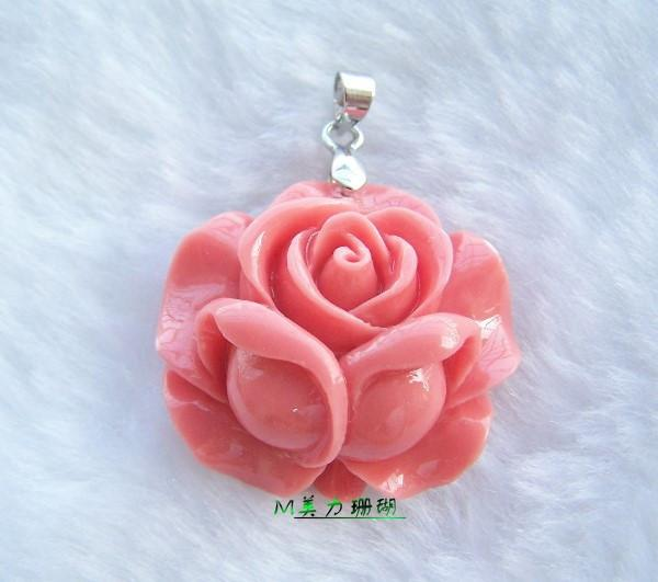 2018 us forces taiwan coral pink coral rose pendant pendants us forces taiwan coral pink coral rose pendant pendants 30mm pink lady audiocablefo light ideas
