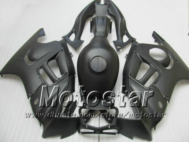 Fairing body kit for HONDA CBR600 F3 97 98 CBR 600 F3 1997 1998 CBR 600F3 97 98 flat black custom fairings parts