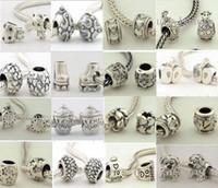 Wholesale Chamilia Pandora Beads 925 Silver - 10%off!Fit Chamilia Pandora Bracelets 925 Silver  beads bead wholesale beads jewelry beads cheap beads fashion jewelry wholesale!20pcs