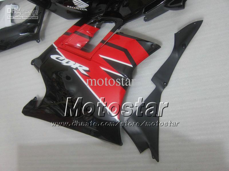 Carénages moto pour HONDA CBR600 F2 91 92 93 94 CBR600F2 1991 1992 1993 1994 Kit de carénages personnalisés CBR 600 UU8