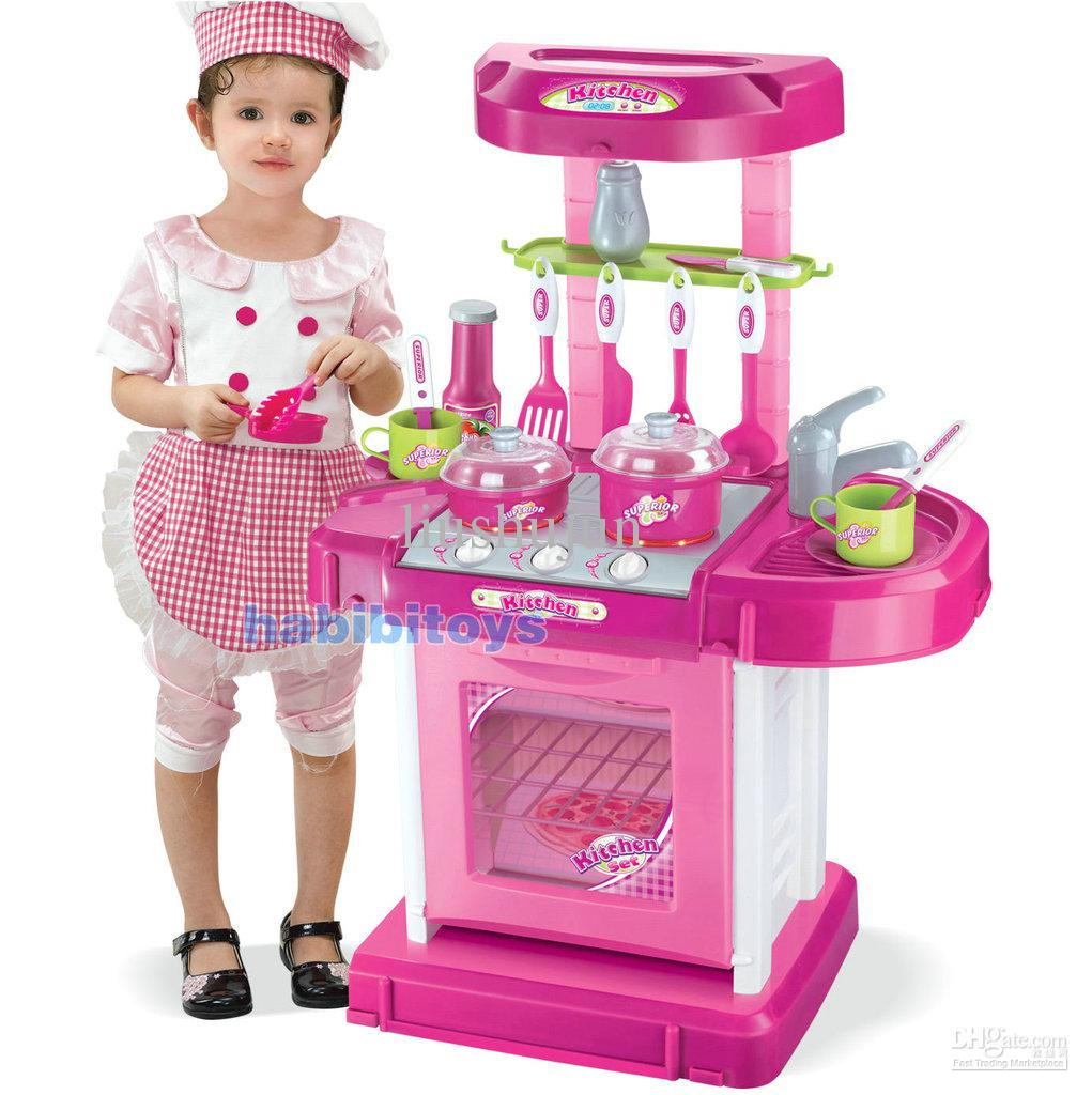 2017 vintage classic baby child hobbies pretend play toys kitchen