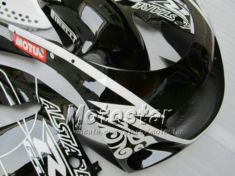 Road racing Corona motocycle fairings FOR 1996 1997 1998 1999 2000 suzuki GSXR600 GSXR750 GSXR 600 750 96 97 98 99 00 96-00