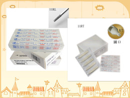 $enCountryForm.capitalKeyWord NZ - Professional Tattoo Needle 11RL 100PCS BOX and tattoo tip 11rt 100PCS BOX high quality