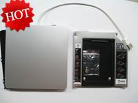 sata hdd ssd caddy toptan satış-Apple Macbook Pro unibody için 13