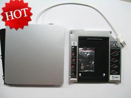 "$enCountryForm.capitalKeyWord Canada - case for Apple Macbook Pro unibody 13"" HDD SSD Optibay Adapter Caddy Kit USB DVD Case"