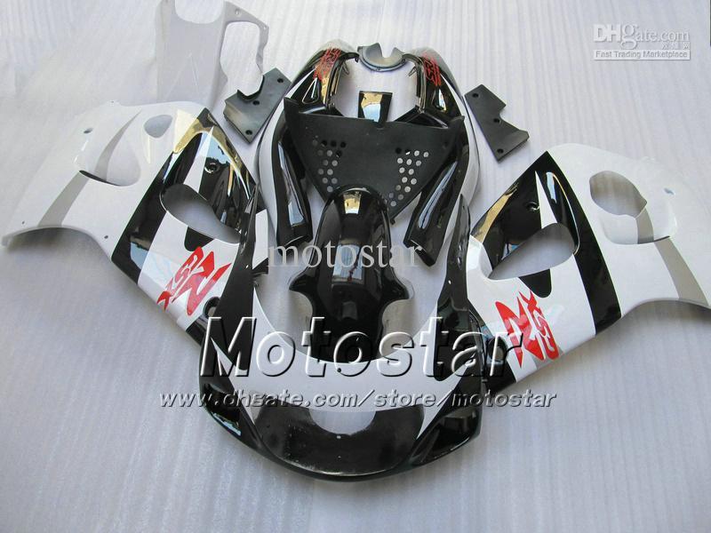 Carénages de moto sur mesure POUR 1996 1997 1998 1999 2000 suzuki GSXR600 GSXR750 GSXR 600 750 96 97 98 99 00 96-00