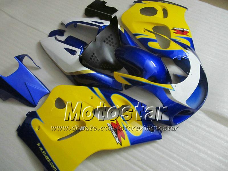 Özel Motosiklet Kaplamaları UU65 1996 1997 1998 1999 2000 SUZUKI GSXR600 GSXR750 GSXR 600 750 96 97 98 99 00 96-00