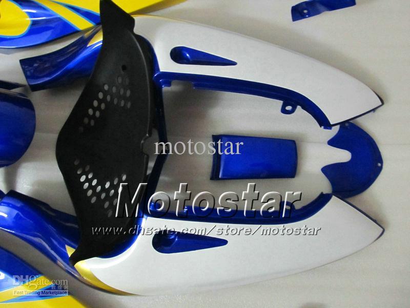 맞춤형 Motocycle Fairings UU65 1996 1997 1998 1999 2000 Suzuki GSXR600 GSXR750 GSXR 600 750 96 97 98 99 00 96-00