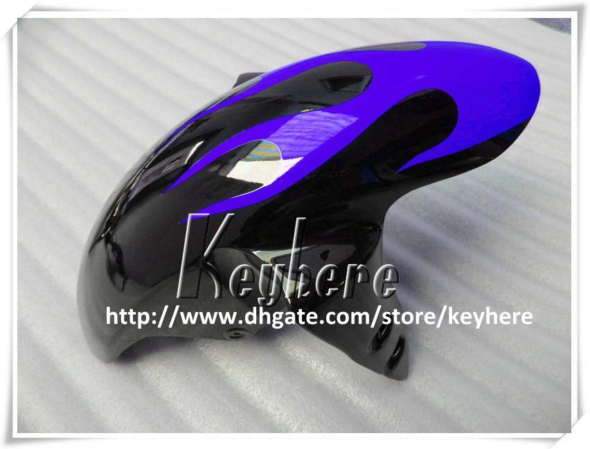 Livre 7 presentes ABS kits de carenagem de plástico para YAMAHA YZF R1 2004 2005 2006 YZFR1 YZF1000R 04 05 06 carenagens G7o novas peças da motocicleta azul preto