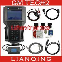 Wholesale Tech Diagnostic Scanner - GM Tech 2 GM Diagnostic Scanner For GM SAAB OPEL SUZUKI ISUZU Holden for choose