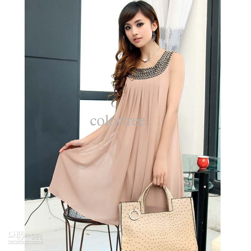 Cute Knee Length Dress
