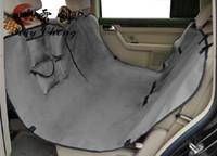 Wholesale Cradle Dog Car - Cradle Dog Car Rear Back Seat Cover Pet Mat Blanket Hammock Cushion Protector