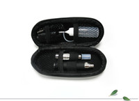 Wholesale Ego Ce4 Metal Carrying Case - wholesale ego kit CE4 Atomizer Clearomizer 650mah 900mah 1100mah ego battery electronic cigarettes kit in Zipper carrying case DHL Free ship