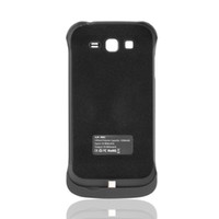 Wholesale Galaxy Grand Charger - 3300Mah Fashion Portable Battery Case Charger for Samsung Galaxy Grand Duos i9082 Case External Backup Singpore Post Free Ship Trackable
