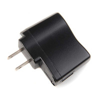 Wholesale Ego Ce4 Wall Charger - Wholesale - Free shipping! E-cigarette USA EGO-T EGO CE4 CE5 CE6 US USB Charger Wall Charger,10PCS lot