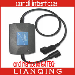 Wholesale Tech Diagnostic Cable - Candi Interface for GM tech 2 GM diagnostic tool free ship by DHL FEDEX