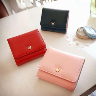 993e91833be0 Fashion Small Wallet Women's Tri Fold Wallet Card Holder Coin Purse Womens  Wallets Cool Wallets From Houshanchuan, $10.14| DHgate.Com