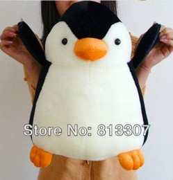 Wholesale Penguin Factory - factory price Plush toys penguin doll Cute Christmas. Birthday.Festivalbest gift soft Doll Toy 30CM