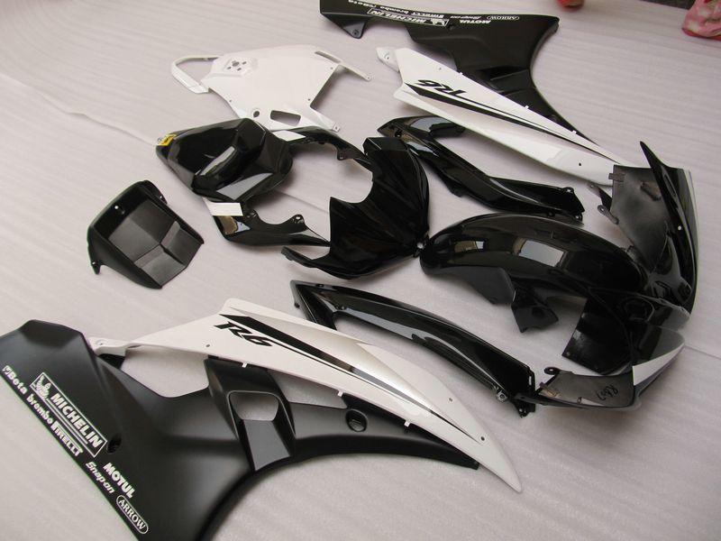 Venta caliente Juego de carenado para YAMAHA 2006 2007 yzf r6 06 yzfr6 YZF-R6 06 07 r6 carenado kits de motocycle body RX6a