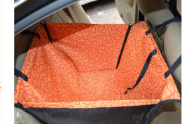 Wholesale Cradle Dog Car - Free Shipping - Waterproof Car Pet Dog Seat Cover, Single Seat Hammock Mat Blanket Cradle Wholesale