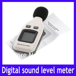 Wholesale Digital Sound Level Meter Decibel - Digital Sound Level Meter Decibel Logger GM1351 30-130dBA MOQ=1 free shipping